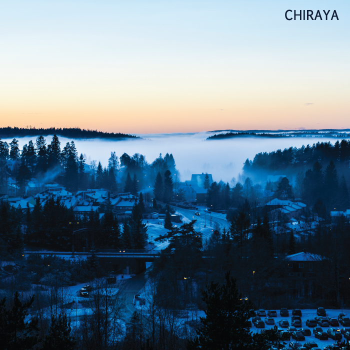 PL026NK<br />CHIRAYA<br />GESPENSTER (ALBUM)<br />Release date: 13DEC19