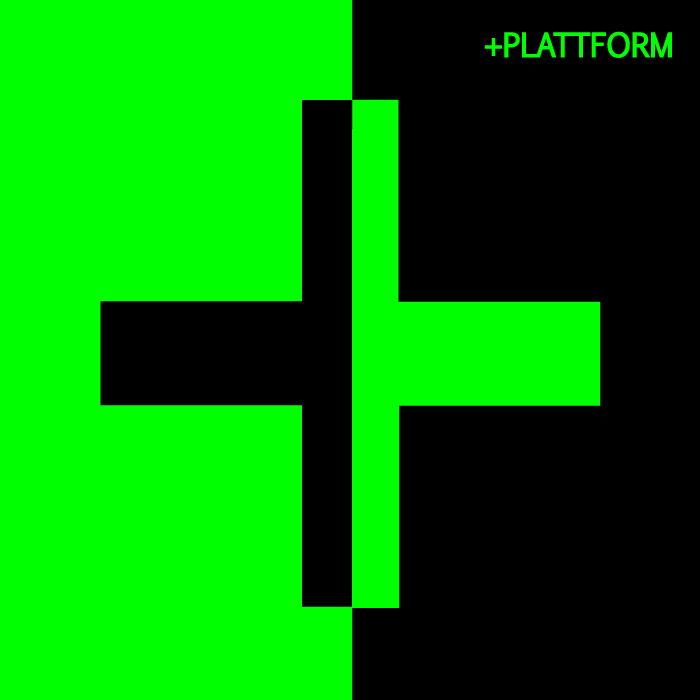 PL018NK-THREE<br/>+PLATTFORM<br/>TWELVE (ALBUM)<br/>Release date: 2JUN17